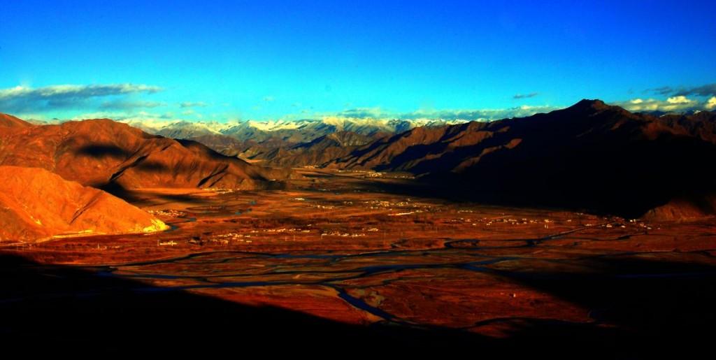 Wyżyna Tybetańska - Chiny
