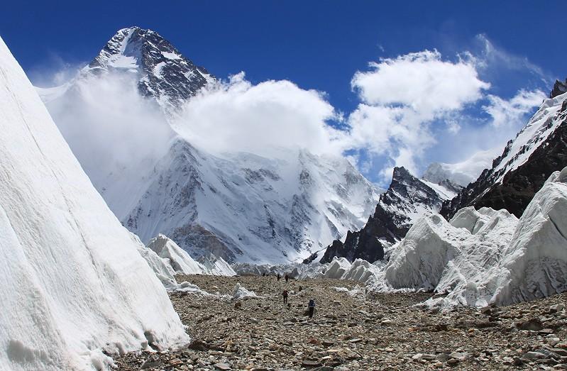 Jedwabnym szlakiem pod K2