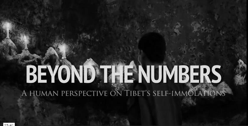"Tybet: ""Beyond the Numbers"" – film"